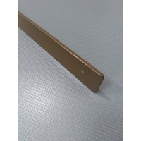 Торцова планка для стільниці EGGER права колір RAL8014
